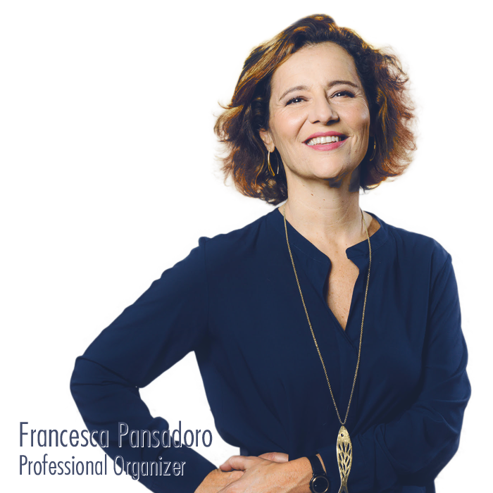 Francesca Pansadoro professional organizer